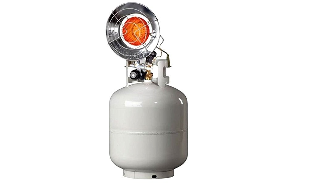 Mr. Heater Outdoor Propane Heater Review