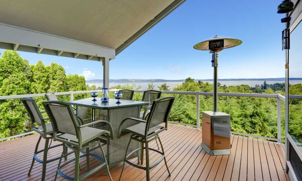 Patio Heaters for Outdoor Use