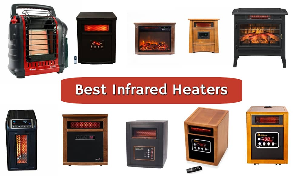 Best infrared heater reviews